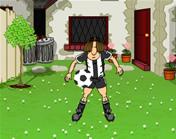 Jongles au Football